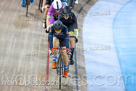 Cat 1 Women Scratch Race. Track Ontario Cup #2, January 13, 2019