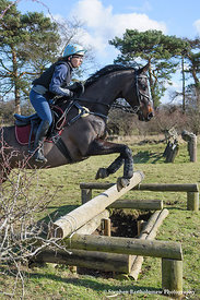 Tina Cook XC Clinic at Nurstead Court 19th Feb