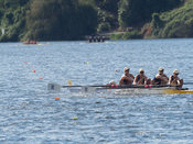 Taken during the NZSSRC - Maadi Cup 2017, Lake Karapiro, Cambridge, New Zealand; ©  Rob Bristow; Frame 2660 - Taken on: Saturday - 01/04/2017-  at 15:29.58