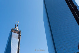 Freedom Tower, One World Trade Center will stand a symbolic 1,776 feet high, making it the tallest building in the Western He...