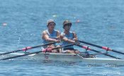 Taken during the Cambridge Town Cup and NI Championships 2019, Lake Karapiro, Cambridge, New Zealand; ©  Rob Bristow; Frame 6...