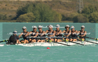 Taken during the Maadi Cup Regatta 2018, Lake Ruataniwha, Twizel, New Zealand; ©  Rob Bristow; Frame 1819 - Taken on: Tuesday...