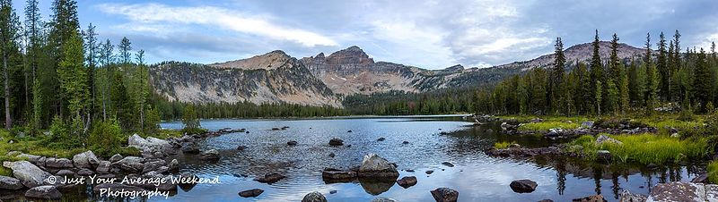 Warren Lake Pano