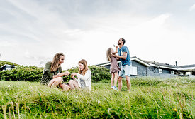 Danish family in the summer 4
