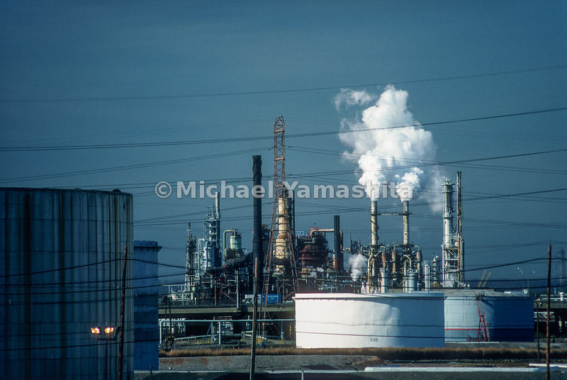 Bayway Refinery.Linden, NJ