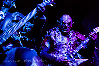 A Band of Orcs live 2013