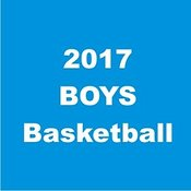 2017 BOYS Basketball