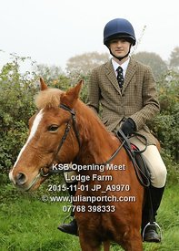 2015-11-01 KSB Opening Meet - Lodge Farm