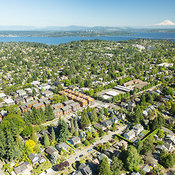 Seattle Residential Areas