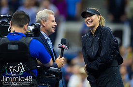 US Open 2017, New York City, United States - 28 Aug 2017