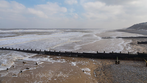 Cromer, winter's day