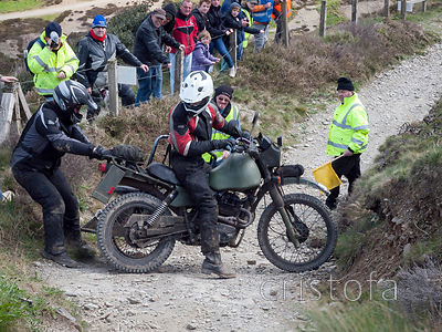 MCC Land's End Trials at Blue Hills by St Agnes