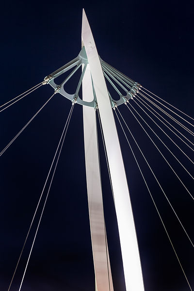 Pedestrian Bridge Detail