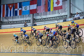 U17 Women Scratch Race. Canadian Track Championships (U17/Junior), April 3, 2016