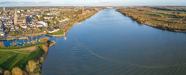 Photo aerienne de Coueron