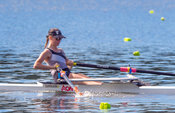 Taken during the NZSSRC - Maadi Cup 2017, Lake Karapiro, Cambridge, New Zealand; ©  Rob Bristow; Frame 1415 - Taken on: Friday - 31/03/2017-  at 15:29.41