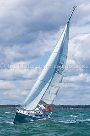 Cool Blue, GBR4236L, Hanse 315, 20160731723