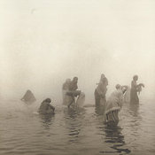 Bathing in the Ganges II