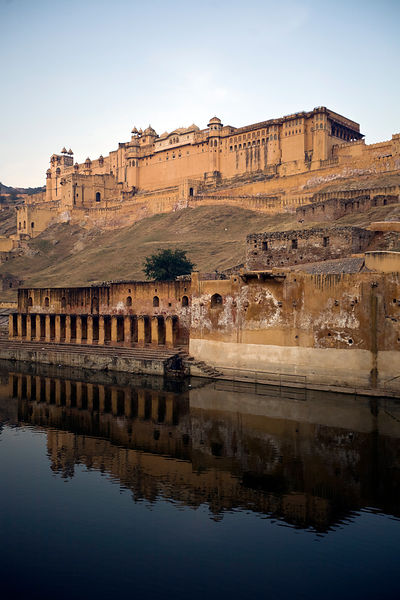 India - Rajasthan - The Amber Palace