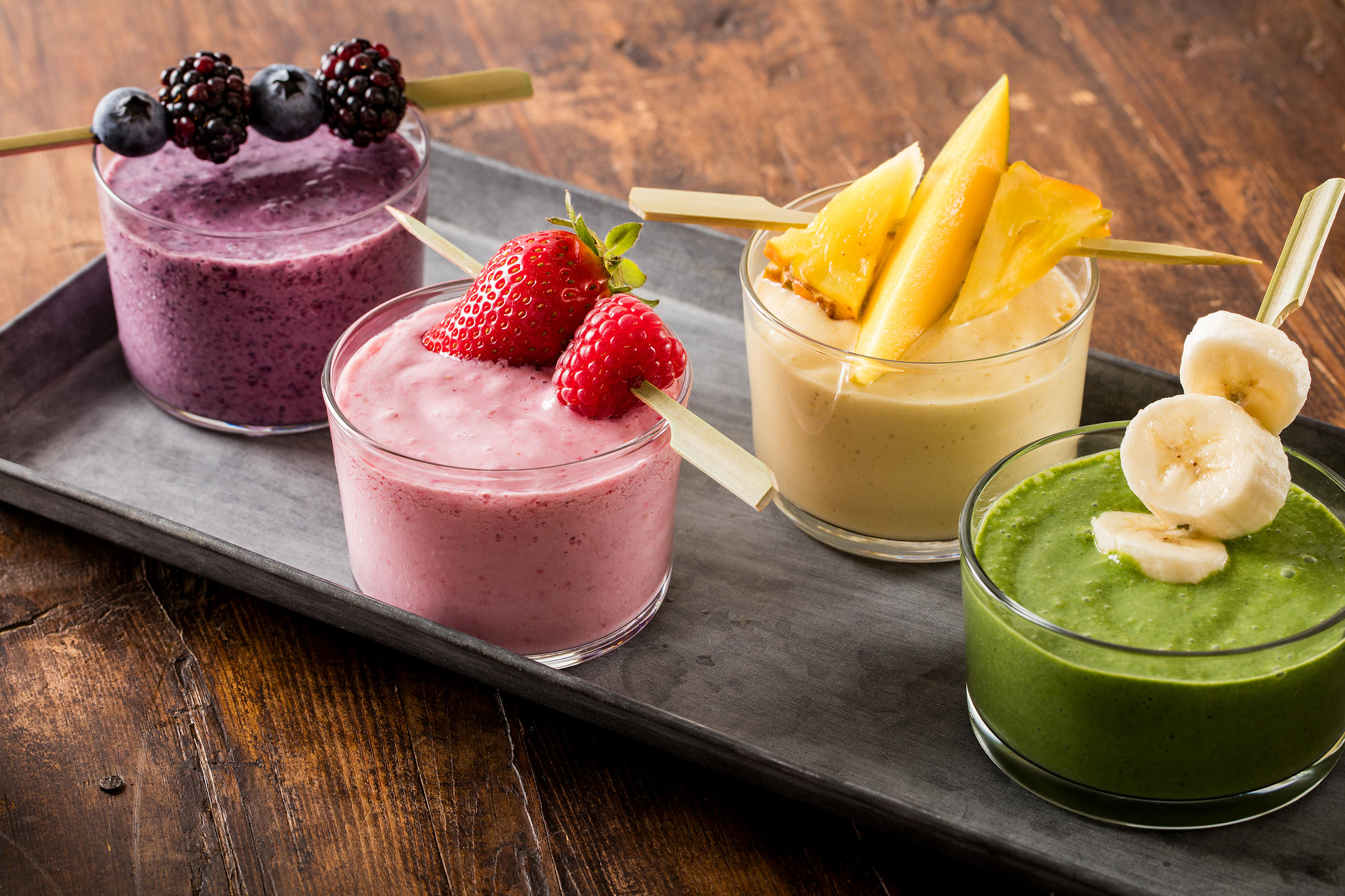 Fresh and healthy! Styled food photography shoot for commercial and marketing by Jason Tinacci