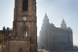 St Nicks & The Liver Building