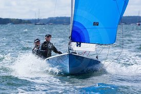 RS200 811, Zhik Poole Week 2015, 20150823542