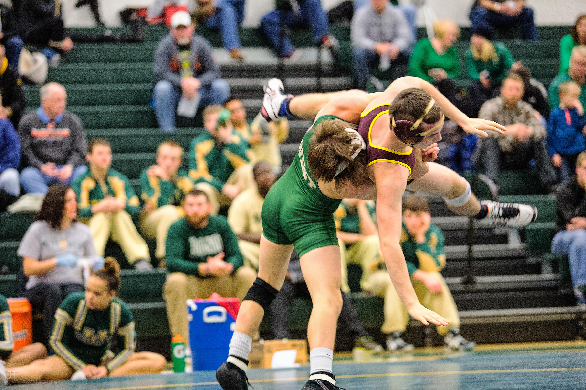 PC - 23rd Annual IC West Lepic Duals, January 10, 2015