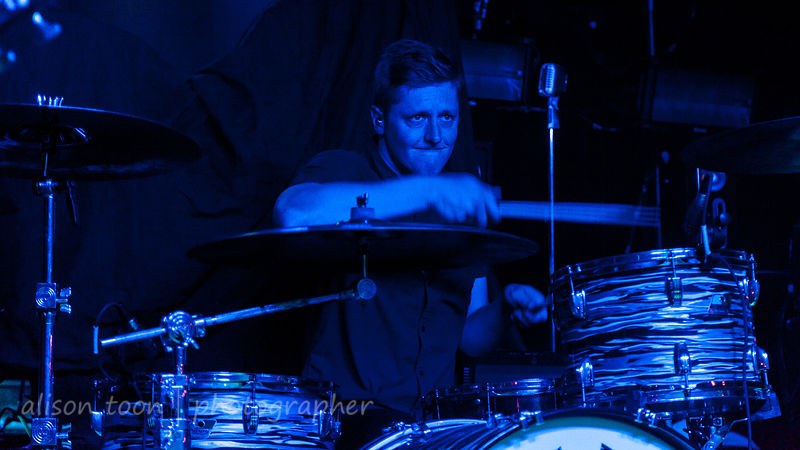 Tom Dupree III, drums, 3 Pill Morning (3PM)