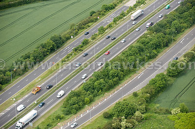A1 Motorway, Birtley, Tyne and Wear