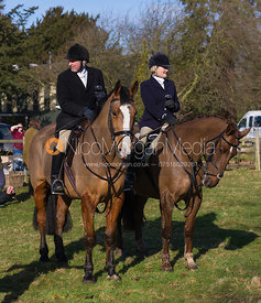 Cottesmore Hunt followers