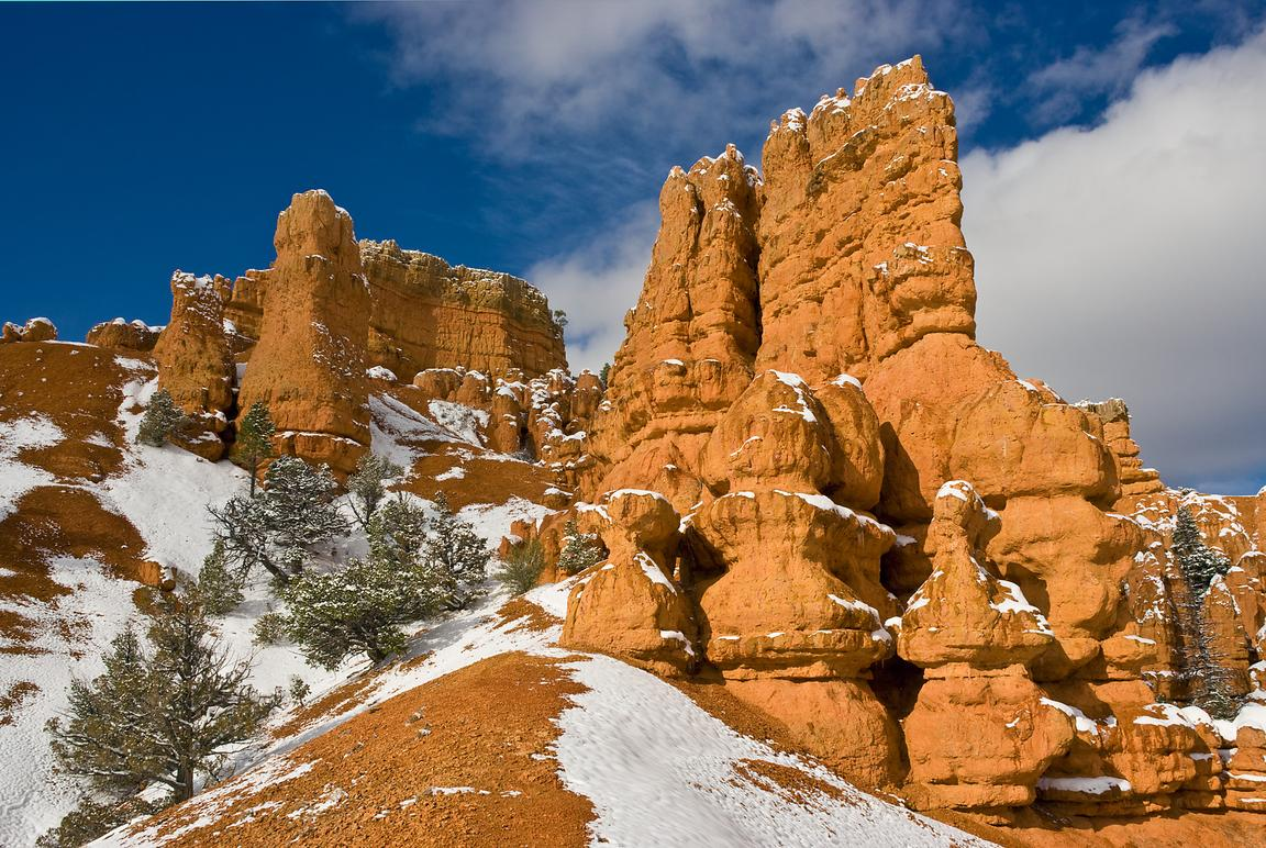 Red Canyon Snow #8