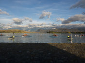 Taken during the Maadi Cup Regatta 2018, Lake Ruataniwha, Twizel, New Zealand; ©  Rob Bristow; Frame 0012 - Taken on: Tuesday...