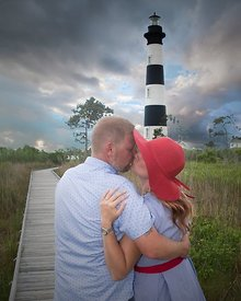 Bodie Island Lighthouse Family photography