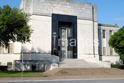 Masonic Lodge in downtown Dallas, Texas