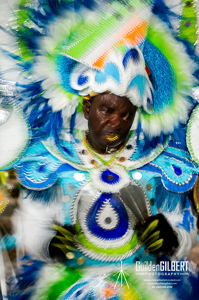 Bahamas - Junkanoo - New Year's 2019