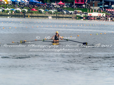 Taken during the NZSSRC - Maadi Cup 2017, Lake Karapiro, Cambridge, New Zealand; ©  Rob Bristow; Frame 2063 - Taken on: Satur...