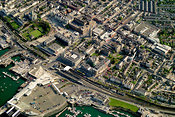 City center, Dun Laoghaire