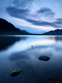 Twilight, Crummock Water