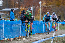 Pan Am Elite Women.  Pan American Cyclocross Championships, November 5, 2018
