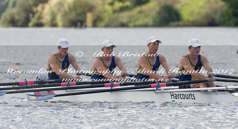 Taken during the NZSSRC - Maadi Cup 2017, Lake Karapiro, Cambridge, New Zealand; ©  Rob Bristow; Frame 320 - Taken on: Thursday - 30/03/2017-  at 15:53.09