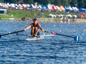 Taken during the NZSSRC - Maadi Cup 2017, Lake Karapiro, Cambridge, New Zealand; ©  Rob Bristow; Frame 2215 - Taken on: Satur...