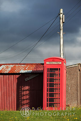 Telephone Box, Scotland