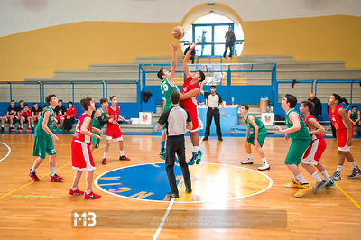 Union Basket Terni - Perugia Basket | Under 15 Eccellenza 13.12.2015