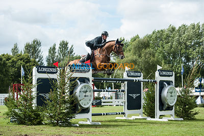 Guy Williams (GBR) & Rouge de Ravel