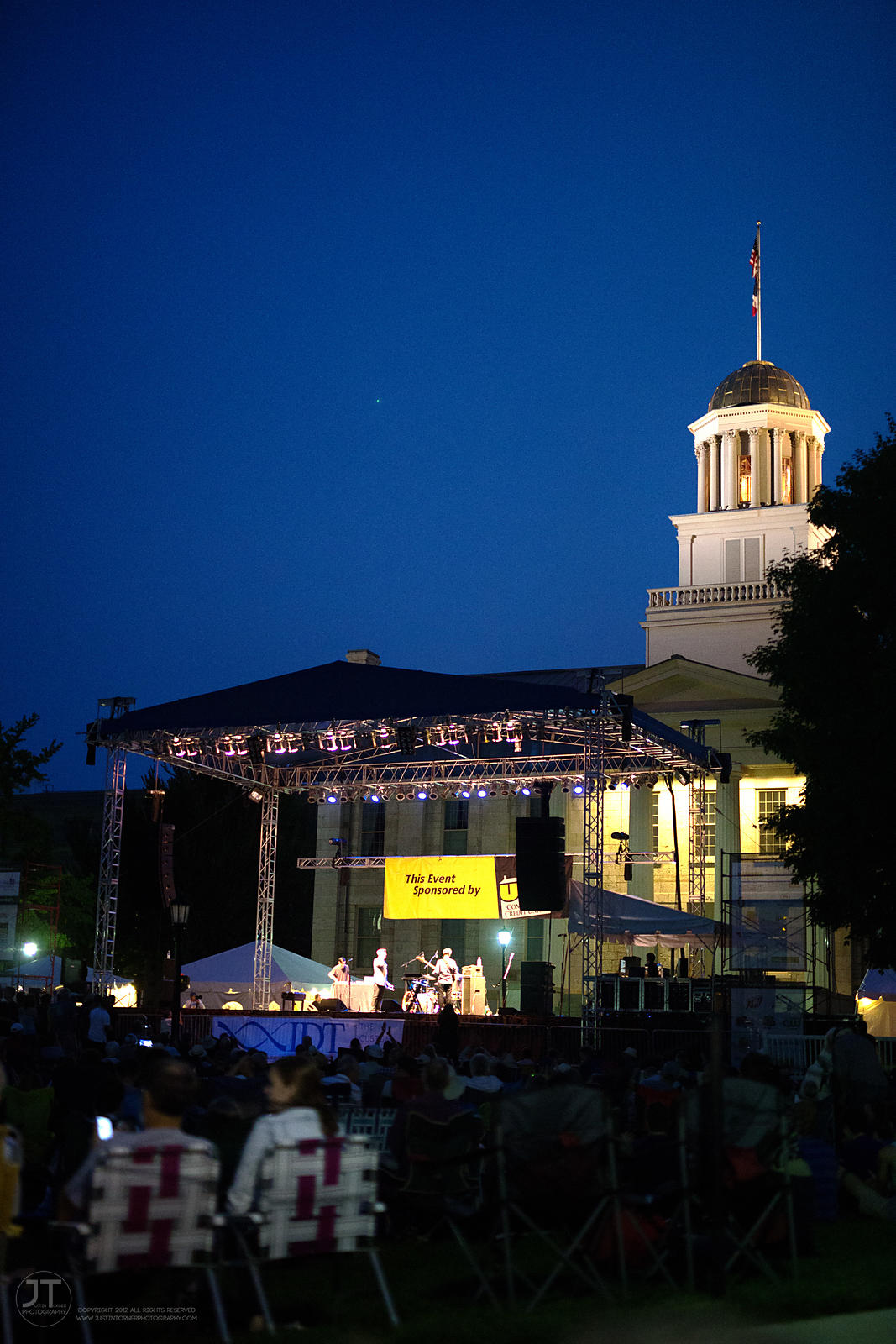 Gazette - Iowa City Jazz Fest, July 2, 2015