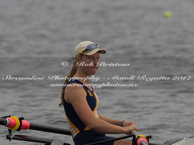 Taken during the NZSSRC - Maadi Cup 2017, Lake Karapiro, Cambridge, New Zealand; ©  Rob Bristow; Frame 566 - Taken on: Friday - 31/03/2017-  at 08:43.26