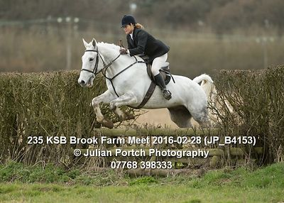 2016-02-28 KSB Brook Farm Meet