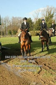 2008-01-06 KSB Coombelands Meet