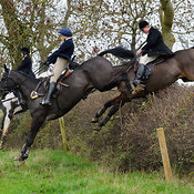 The Cottesmore Hunt at Ranksboro' 26/11