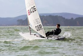 Laser 181426, Parkstone YC Winter Dinghy Series 2018, 20181111013